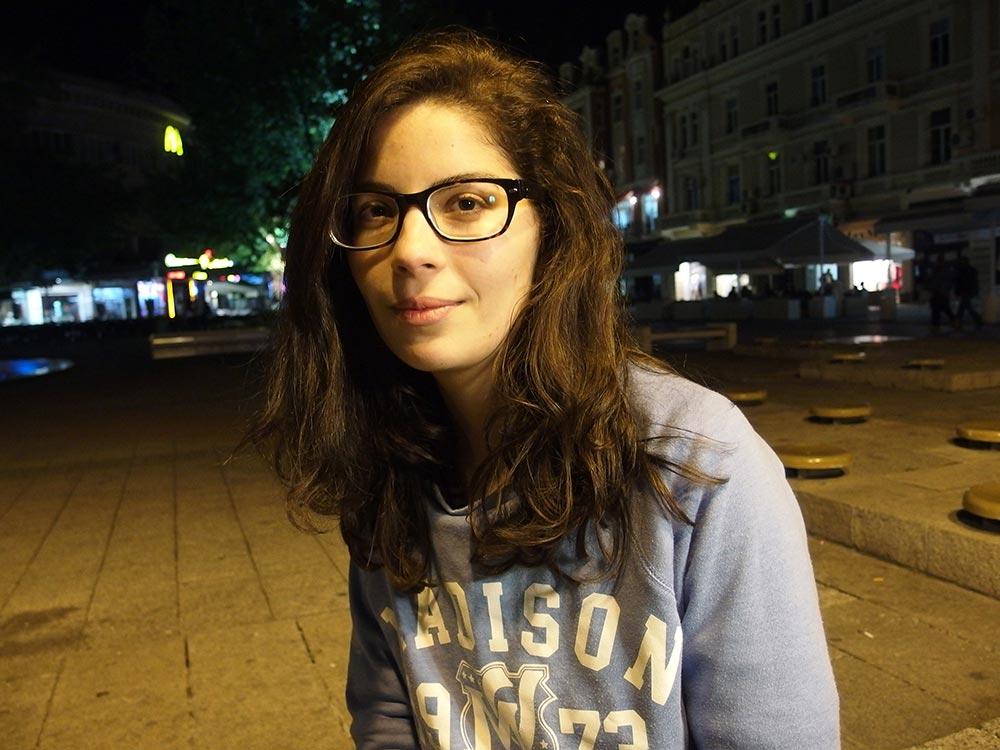 Момиче от Пловдив
