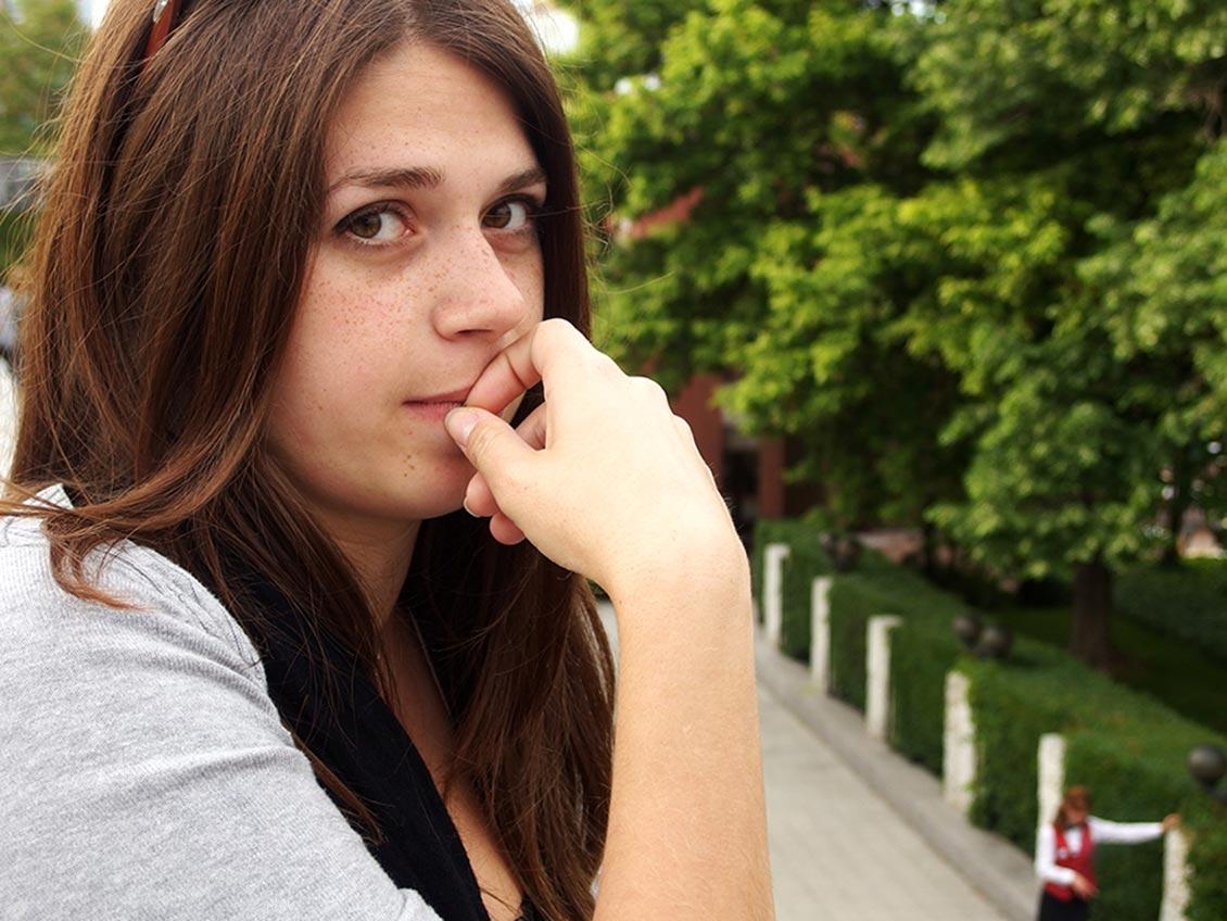 Писател, момиче от Пловдив