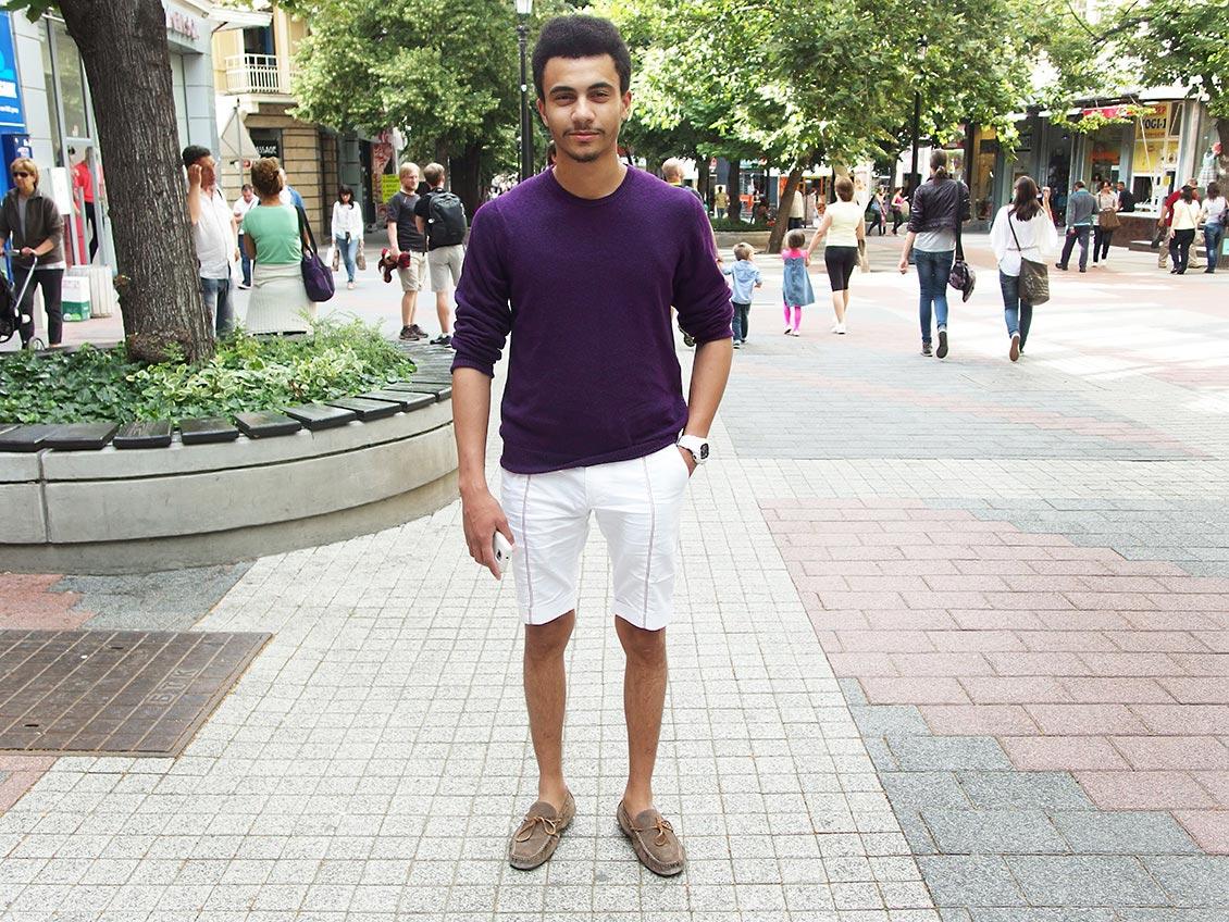 Момче, Бенин, Главната, Пловдив