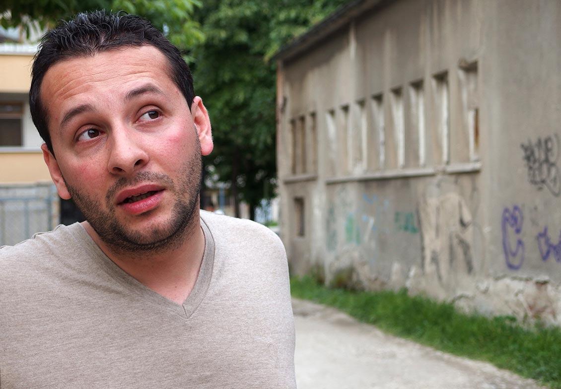Праведен човек, Пловдив