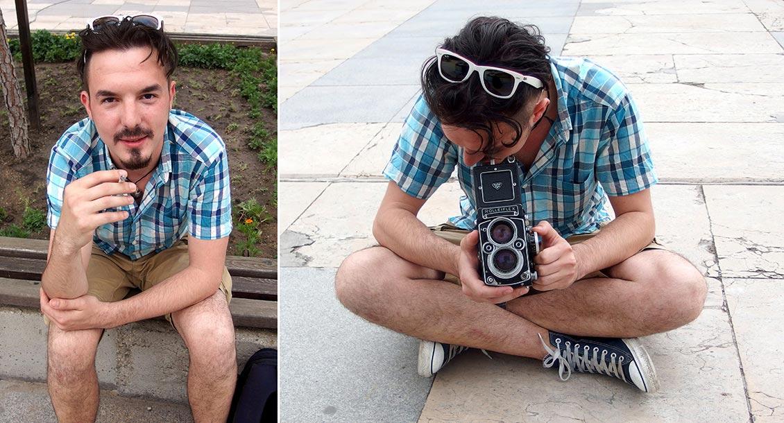 Фотограф, Пловдив