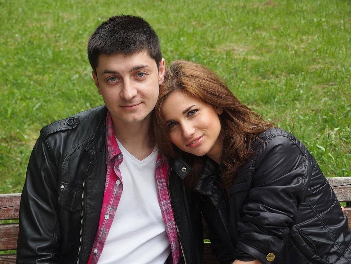 Влюбена двойка, Пловдив