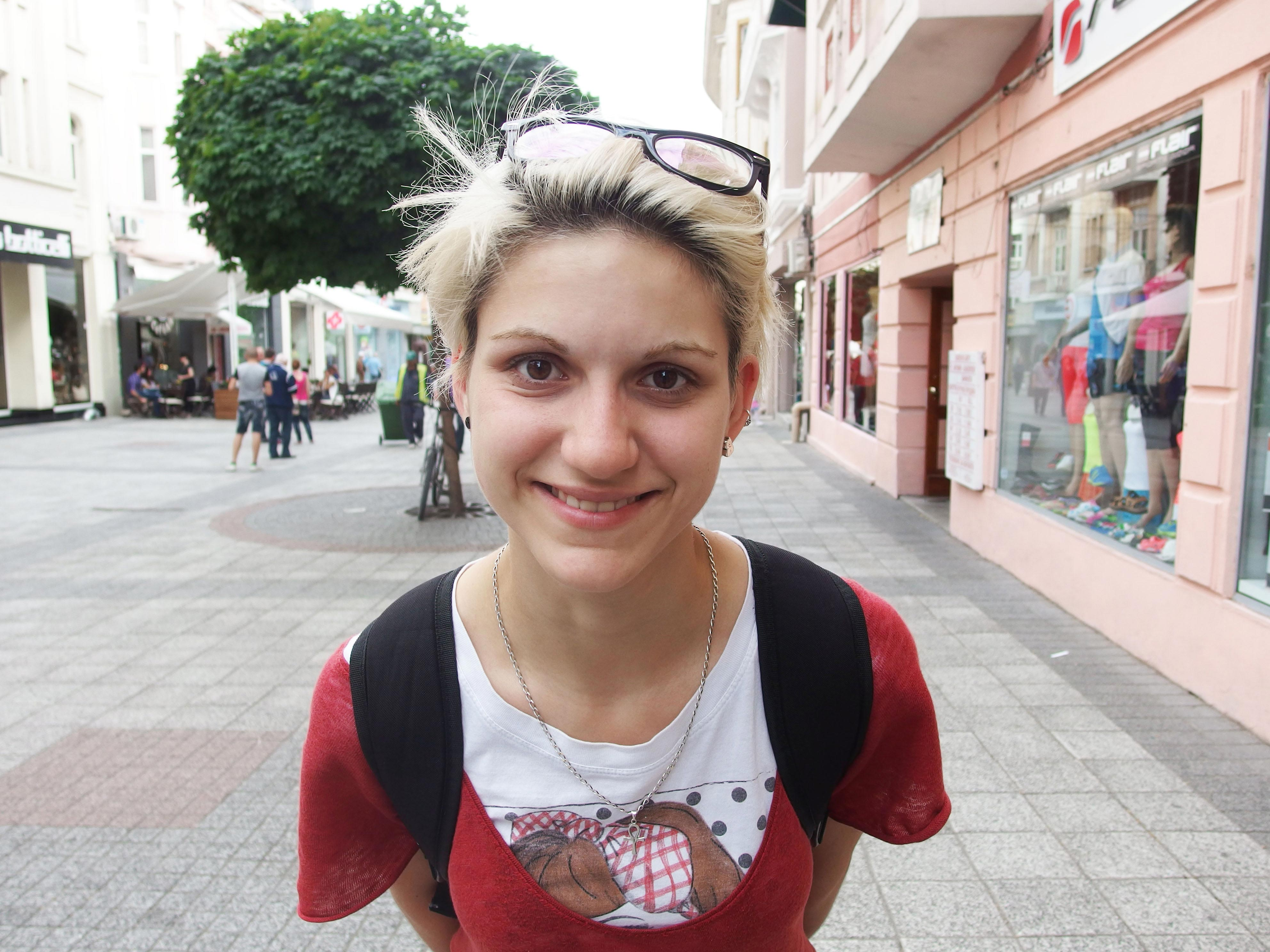 Пловдив, Главната, Руса коса
