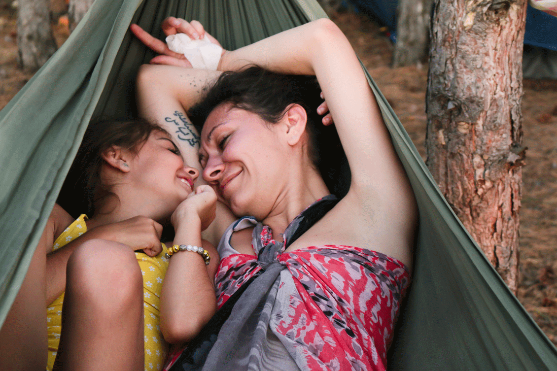 """""""От пет години съм самотна майка. Отдадена съм на дъщеря си и с нея правим всичко заедно"""""""